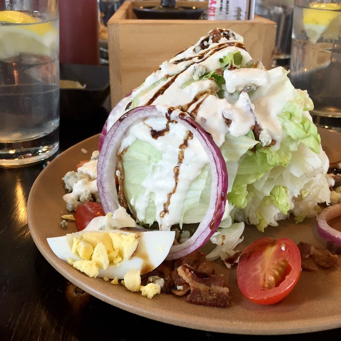 Wedge Salad at Dynomite