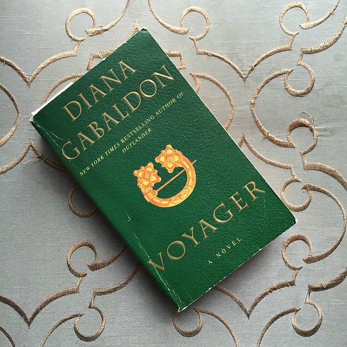 Voyager Book Three Outlander Series