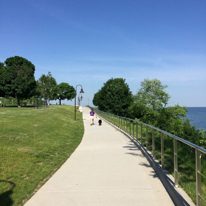 Lakewood Park - Walk
