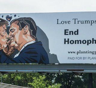 Love Trumps Hate End Homophobia