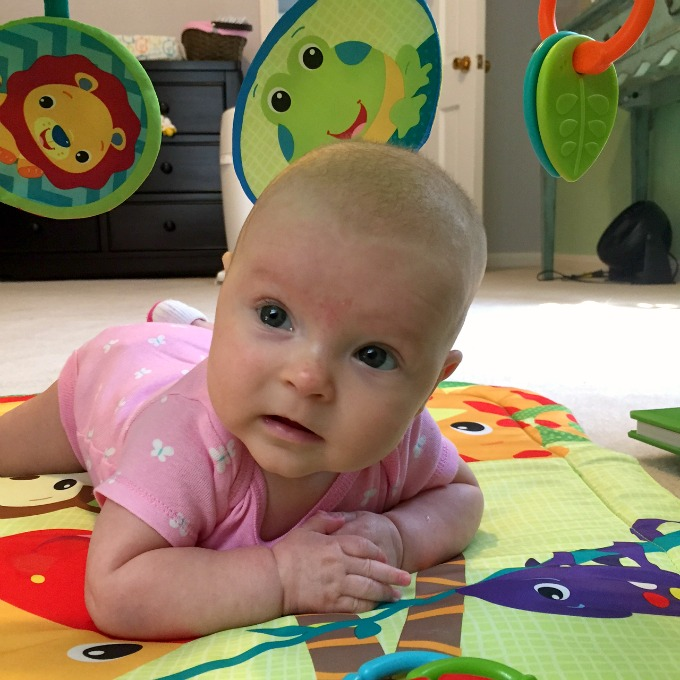 Ave Tummy Time