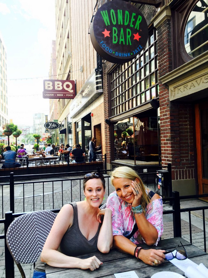 Meg & Lucie - Summer 2016 - Cleveland