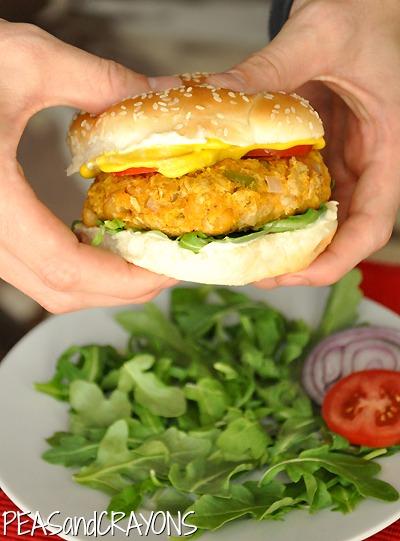 chickpea-sweet-potato-veggie-burger-with-mustard-400-watermark