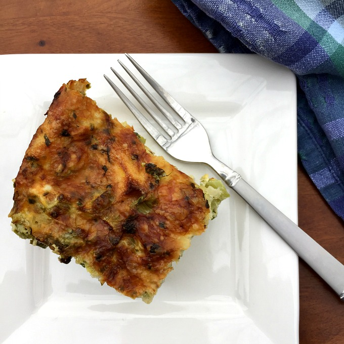 You don't want to miss this asparagus and Asiago strata, along with tips on making other layered breakfast casseroles. It's packed with flavor, easy to make, uses up leftovers and pairs perfectly with a mimosa.