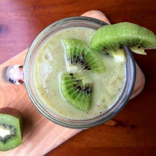 Tantalizing and Tasty Tropical Kiwi Smoothie Recipe
